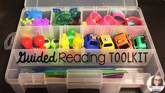 Guided Reading Toolb