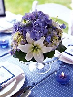 Elevated centerpieces
