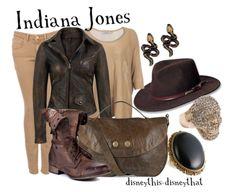 Indiana Jones requested bybackwardsimac! Love the jacket.