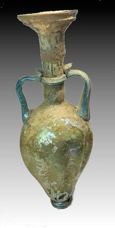 Roman Glass on Auction (Pharyah)