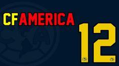 Club America (MEXICO) CFAmerica by WastedSystem12.deviantart.com on @DeviantArt