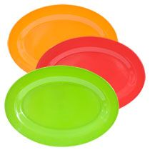 Perfect serving platters :-)
