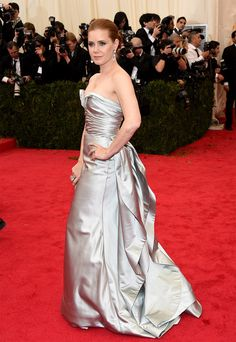 Amy Adams | All The Pretty Dresses From The 2014 Met Ball