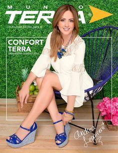 Catalogo de Zapatos Confort Terra - Individual