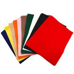 Buy Felt Sheets for Less, $1.60 per 5 pack!