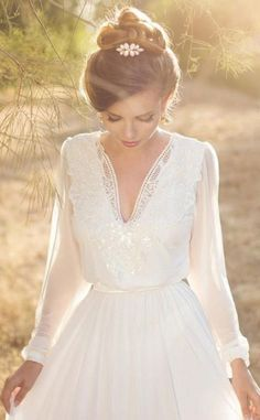 Top Wedding Dress Trends for 2015 - Part 1