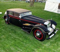 1932 Bucciali TAV 12 at the Amelia Island Concours d'