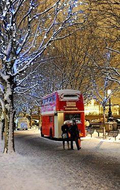London at Christmas, South Bank