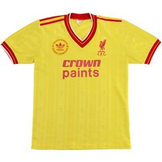 Liverpool 'Double Winners' Third Shirt (Good) S - Classic Retro Vintage Football Shirts Vintage Football Shirts, Liverpool, Third, Retro Vintage, Classic, Tops, Women, Deporte, Shell Tops