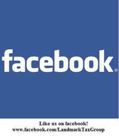 LIKE us on Facebook and receive money-saving Tax Tips! (tax help, IRS help)