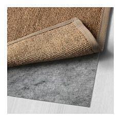 IKEA - OSTED, Matta, slätvävd, 80x140 cm, , Mattan är mycket slitstark och hållbar eftersom den är gjord av sisal, ett naturligt fiber från agaveplantan.Kantbandet av polyester gör mattan extra slitstark och tålig.Du kan vända på mattan och slita på den längre, eftersom den ser likadan ut på båda sidorna.