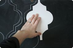 painted wallpaper how-to & share your project | Jones Design Company…