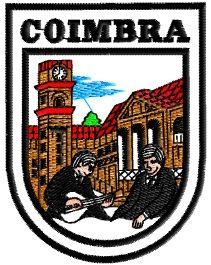 Coimbra, este emblema representa a cidade onde o meu avô paterno nasceu