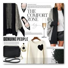 """""""Genuine-People"""" by din-fashion ❤ liked on Polyvore featuring Miu Miu and Rogaska"""