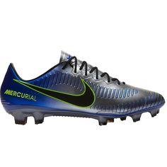 quality design c2373 34e1f Sale 50% Nike Neymar Mercurial Vapor XI FG Men s Soccer Cleats (Racer  Blue Black Chrome Volt)
