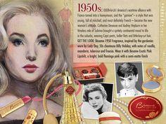 Las décadas de 1950, de la fragancia: Fragancia Besame Cosméticos - 2