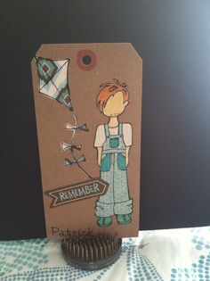 b88be6d262 Toby bookmark for my 4 year old grandson.