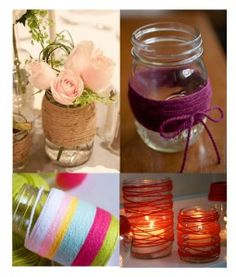 idees_diy_laine_ficelle-bocal_bouteille_deco_mariage