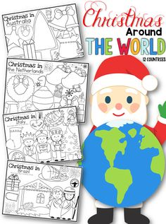 Christmas around the world K-2