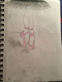 My art. Done with a mechanical pencil and colored pencils