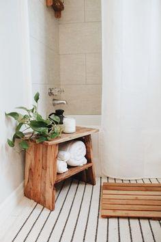 home decor minimal white natural // bathroom decor inspo. - Feste Home Decor Cute Dorm Rooms, Cool Rooms, White Home Decor, Diy Home Decor, Decor Room, Bath Decor, Bedroom Decor, Ideas Baños, Decor Ideas