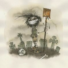 gris grimly   Art by Gris Grimly)