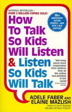 I use these techniques with my own kids as well as the man child that lives in my house.
