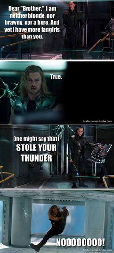 I heart Loki!