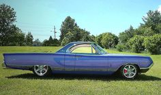 '64 Mercury Ranchero Custom — get a look at the back door