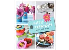 heerlijk handboek 'hippe traktaties' Lannoo | kinderen-shop Kleine Zebra