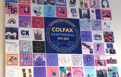Anniversary Celebration for Colfax #arttilewalls