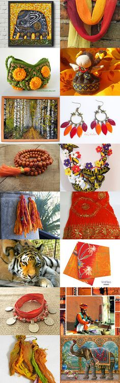 Exotic India ~ Spring 2015 ~ Avidteam Treasury by Kathy Carroll on Etsy--Pinned with TreasuryPin.com Help me promote these awesome artists by  Clicking the link to give them views! Thanks!