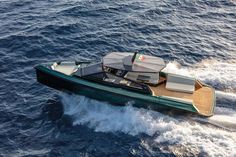 43wallytender from Wally Yachts – Fascination In Motion Wally Yachts, Anchor Systems, Deck Lighting, Water Toys, Relaxing Day, Wakeboarding, Water Sports, Scuba Diving