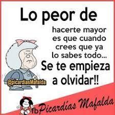 Resultado de imagen para susanita mafalda sonrie y veras Mafalda Quotes, Spanish Jokes, Spanish Funny Quotes, Quotes En Espanol, Funny Greetings, Funny Phrases, Funny Sayings, Famous Words, Birthday Quotes