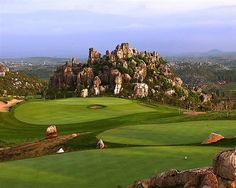chinese+golf+courses | ... Club, China - World's most beautiful golf courses - MSN Travel UK