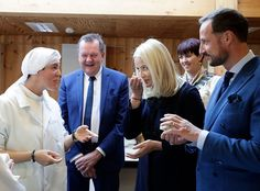 22-9-2017 Prince Haakon's and Princess Mette-Marit's Nord-Trondelag city tour