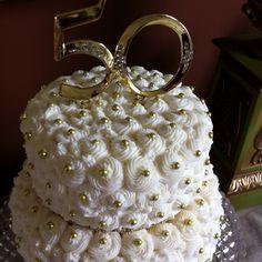 50th Anniversary Cake!