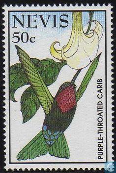 Nevis - Birds 1995