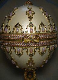 Faberge Egg. FIne Jewellery.