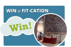 """Win a """"FIT-Cation"""" Package With #EveryMove, with everything you need to stay fit on the go! #fitcation"""
