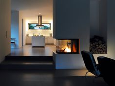 Kitchen with island b3 Collection by Bulthaup