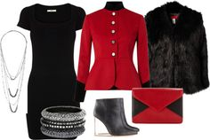 A chic Christmas
