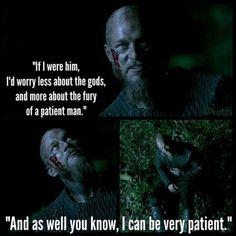 Patient Ragnar.