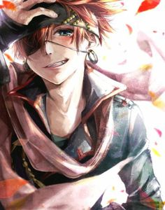 Fight back with charm- lavi  from D.Gray Man