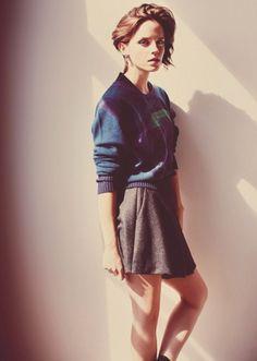 Emma Watson for Nylon Photoshoot