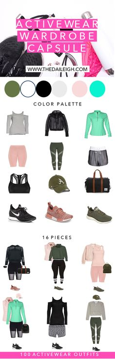 Stylish Activewear Outfit Ideas, Activewear, Activewear Outfits, Activewear Fashion, Working Out Fashion, Activewear Basics, Active Wear Outfits For Women, Active Wear Outfits Casual, How To Dress Workout Leggings, Gym Outfit, Gym Outfit Winter, Gym Outfits For Women, Gym Outfit Ideas, Hiking Outfit, Hiking Outfit Summer, Hiking Outfit Winter, Hiking Outfit Spring, Hiking Outfit Fall, Stylish Workout Outfits
