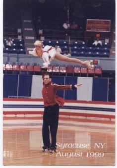 Jennifer Williams & Kevin Kneeland U.S. World silver Medalists Jr.World Class Pairs