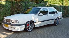 Volvo 850 with BIG brakes!