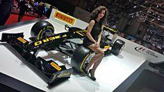 Pirelli, Cenevre Fuarı'nda sergilenen en gelişmiş ve en prestijli SUV'lar ve supersport otomobillerle birlikte yer alıyor.