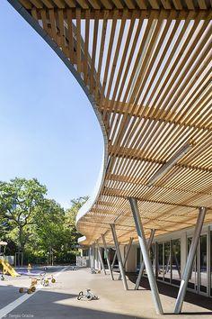 Gallery of Sonia Delaunay School / ADEN architectes - 20